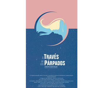 A TRAVÉS DE  LOS PARPADOS