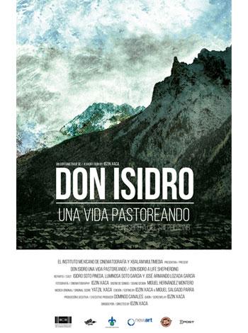 Don Isidro, una vida pastoreando
