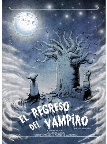 EL REGRESO DEL VAMPIRO